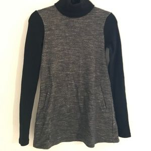 Theory Womens Sweater Dress w/ Pockets